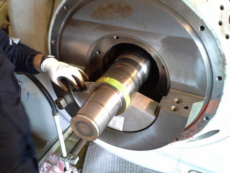 Stuck Rotor