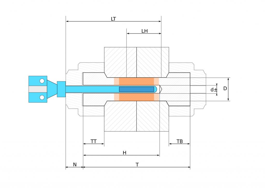 Bolt Heating System